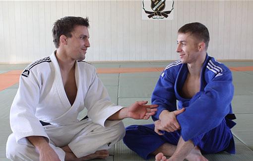 Jak zachować się na treningu?
