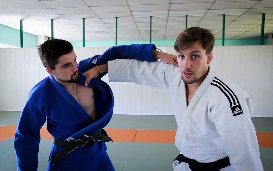 Podstawowy uchwyt judo