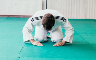 Przepisy walki na zawodach Judo 2016