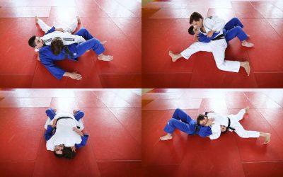 Trzymania Judo – Oseakomi Waza